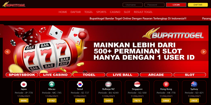 MEXICO GAMING PROSPECTS DIM: TOGEL SINGAPORE